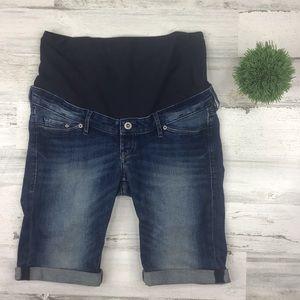 H&M Mama Shorts Size 8 Maternity